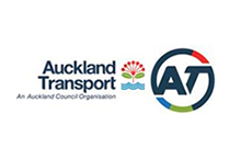 T8 Traffic Control Auckland Transport Logo
