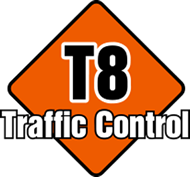 Logo for T8 Traffic Control