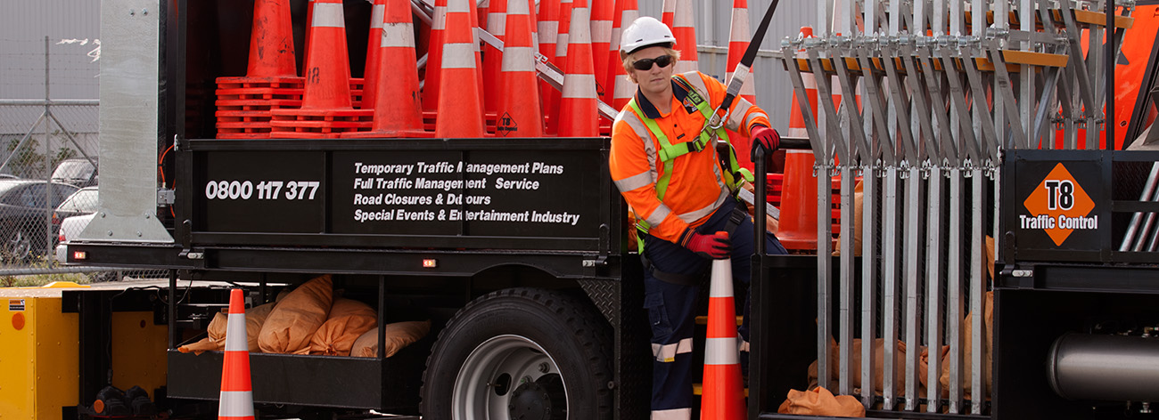 T8 Traffic Control is a traffic management company