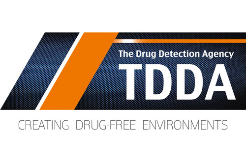New Zealand Drug Detection Agency Logo T8 Traffic Control